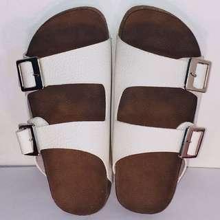 Birkenstock-Inspired Sandals (Slip-Ons)