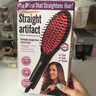 100%New 全新電子直髮梳