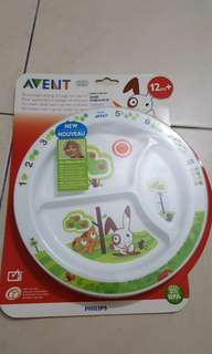 Avent Plate