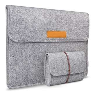 Inateck Felt Laptop Sleeve for 11-Inch 13-Inch 15-Inch