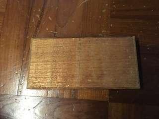 Vintage Wood Backing