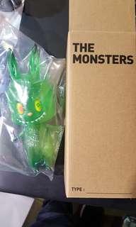 Labubu the monsters 特別限量版 art vinyl版