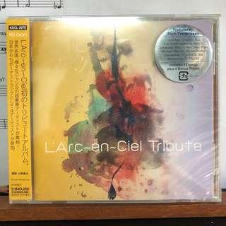 全新日版 L'Arc~en~Ciel Tribute CD