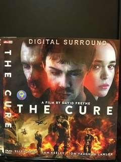 🚚 Dvd English movie, The Cure