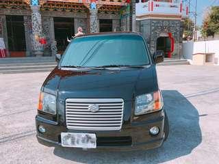 2004年 轎車版 Solio