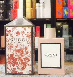 GUCCI Authentic US Tester Perfumes