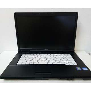 Fujitsu core i5 3rd gen 4 gb ram 250 gb hdd