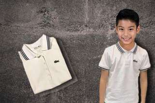 Lacoste Polo Shirt Kids