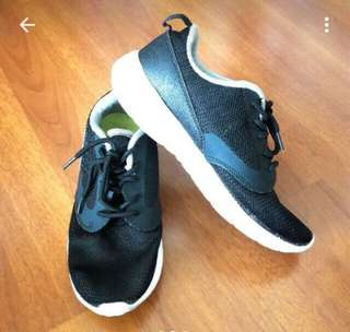 New Look Knit Shoes running Gym