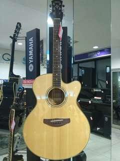 Gitar Asli Yamaha CPX 500II