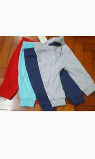FOUR PAIRS baby joggers from the UK! New with tags!