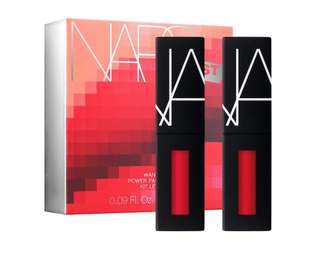 Nars Wanted Power Pack Lip Kit in Hot Reds