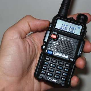 BaoFeng UV-5R Dual Band Two Way Radio 1PC