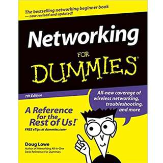 Networking For Dummies (7th Edition) (435 Page Mega eBook)