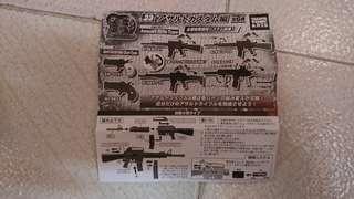 扭蛋玩具-銃23(全6種)未開
