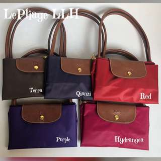 UPDATED LONGCHAMP LE PLIAGE