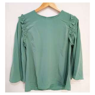 NEW Curly Tosca Blouse