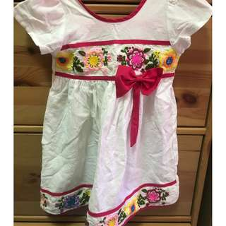 Young Dimension Kids Dress