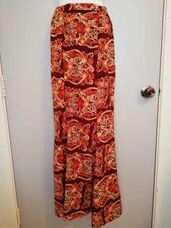 RAYA SALE - Pua Batik Mermaid Skirt