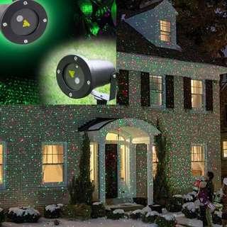 IP68 Waterproof Outdoor Christmas Lights Elf Laser Projector