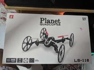 Planet Quadcopter LS-116