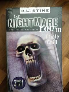 The Nightmare Room - Triple Chill