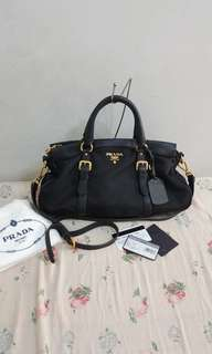 Prada Authentic BN 2032 Two Way Bag