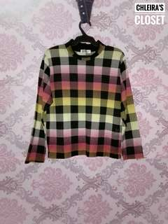 Pull Over Plaid