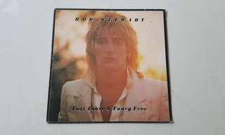 Rod stewart LP Fool loose and fancy free