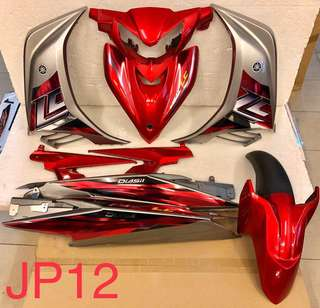 Yamaha Jupiter Coverset