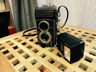 Vintage Camera old style
