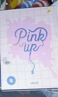 apink pink up pink ver淨專