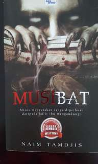 Malay Horror book