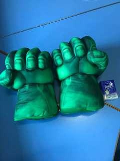 綠巨人手套