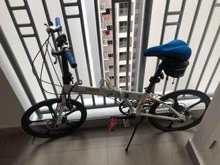 Hachiko foldable bike Ha-04
