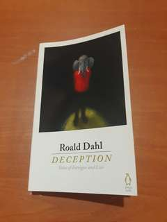 Roald Dahl - Deception