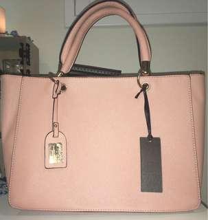 Colette Hayman Blush Pink Handbag