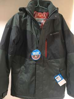 Columbia Omni-heat 雪褸 Alpine Action Jacket
