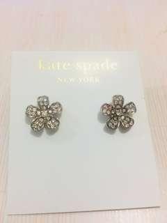 Kate Spade flower Earrings