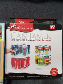 Can Tamer cans organizer
