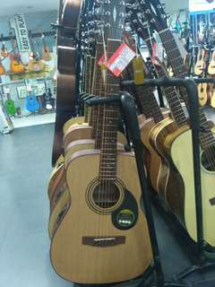 Gitar Cort AD DA0 Akustik Asli