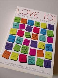 Love 101 (101 love songs in 6CDs)