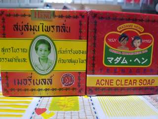 Madame Heng Soaps