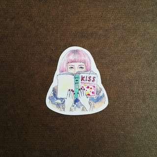 Bon Bon Stickers