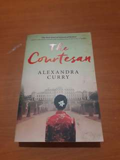 Alexandra Curry - the Courtesan