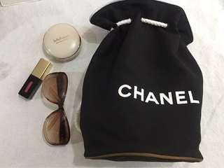 Chanel 中古款袋 (專櫃贈品)