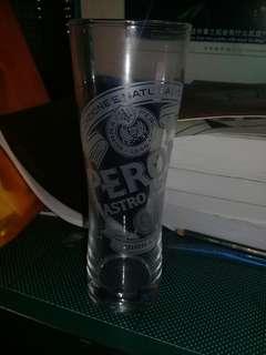 🚚 PERONI mast to  azzurro啤酒杯