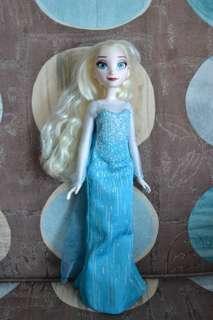 Frozen Doll Elsa free postage!