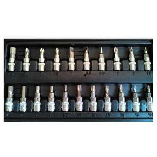 Brand New 45 Pcs Torque Boxer Screwdriver Set For Sale