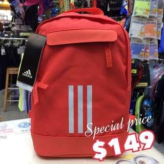 有門市~ADIDAS ADIDAS CLASSIC 3-STRIPES  EXTRA SMALL BACKPACK 小童背囊 背包 書包 #CV7152